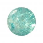 Kristallperle aus Glas, 10mm, hellblau