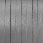 Schmuckband (50cm), 6,5mm breit, 1mm stark, silberfarben