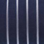 Samtband, 100cm, 12mm breit, blau-grau