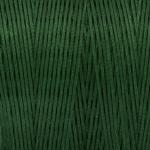 Gewachstes Band in Baumwolloptik (100cm), 1mm X 0,4mm breit, dunkelgrün