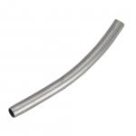 Metallstäbchen, 20mm, silberfarben