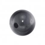 Magic / Miracle bead, 10mm, grau