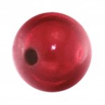 Magic / Miracle bead, 14mm, rot