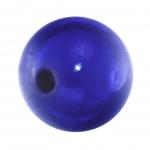 Magic / Miracle bead, 14mm, royalblau