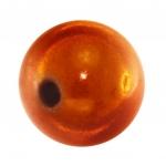 Magic / Miracle bead, 14mm, orange