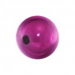 Magic / Miracle bead, 10mm, pink