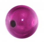 Magic / Miracle bead, 14mm, pink