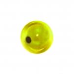 Magic / Miracle bead, 8mm, rund, gelb