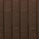 Organzaband, 100cm, 13mm breit, dunkelbraun