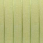 Organzaband, 100cm, 13mm breit, hellgelb