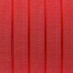 Organzaband, 100cm, 13mm breit, rot