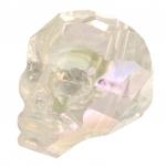 Totenkopf, 22mm, Crystal Aurore Boreale