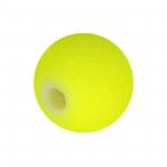 Neon-Perle, 10mm, neongelb