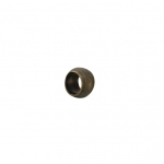Quetschperlen (50 Stück), 2,2X1,4mm, Metall, bronzefarben
