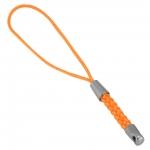 Handy-/ Schlüsselband, 80X3mm, neon orange