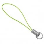 Handy-/ Schlüsselband, 57X1mm, neon grün