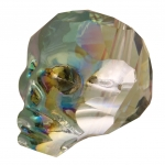 Totenkopf, 22mm, Crystal Vitrail Medium
