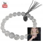 Video Anleitung elastisches Armband mit Juwelierperle