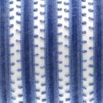 Samtband mit Schlaufen, 50cm, 14mm breit, hellblau-violett