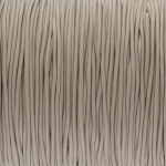 elastisches Band (50cm), 1,5mm, rund, sand