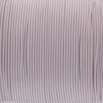 elastisches Band (50cm), 1,5mm, rund, zartrosa