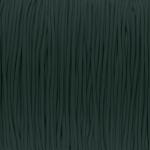elastisches Band (50cm), 1,5mm, rund, olivgrün