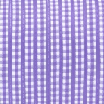 Karoband (100cm), 10mm breit, hellviolett