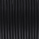 Lederband, 50cm, 5mm breit, schwarz