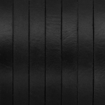 Lederband, 50cm, 10X1,5mm breit, schwarz