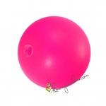 Swarovski Crystal Pearl (5810), 10mm, neon pink