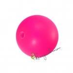 Swarovski Crystal Pearl (5810), 8mm, neon pink