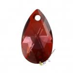 Swarovski Anhänger / Pendant  (6106), 16 mm, Crystal Red Magma (001 REDM)