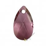 Swarovski Anhänger / Pendant  (6106), 16 mm, Crystal Antique Pink (001 ANTP)