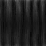 Lederband, 100cm, 1mm breit, schwarz