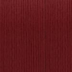 Gewachstes Baumwollband, 1,2mm breit, 100cm, dunkelrot