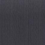Gewachstes Baumwollband, 1,2mm breit, 100cm, grau
