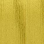 Gewachstes Baumwollband, 1,2mm breit, 100cm, gelb