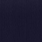 Gewachstes Baumwollband, 1,2mm breit, 100cm, dunkelblau