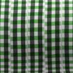 Karoband, 100cm, 15mm breit, gunkelgrün