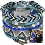 Anleitung Ipanema Peyote Armband