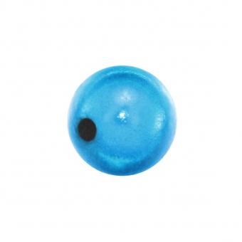 Magic / Miracle bead, 8mm, rund, türkis türkis