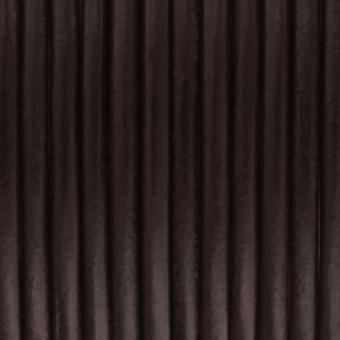 Lederband, 50cm, 6mm breit, dunkelbraun