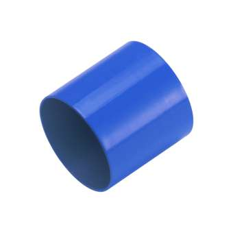 Endkappe, Loch-Ø 8 mm, 8,5X9,5 mm, blau blau, Loch-Ø 8mm