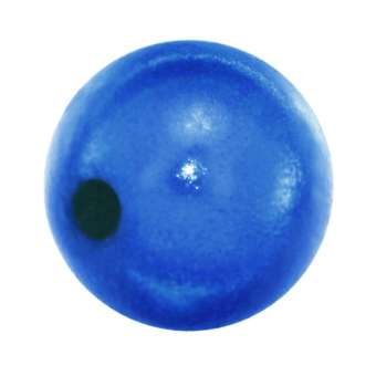 Magic / Miracle bead, 14mm, blau blau