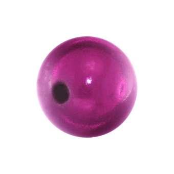 Magic / Miracle bead, 10mm, pink pink