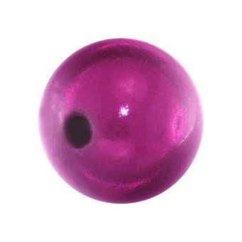 Magic / Miracle bead, 12mm, pink pink