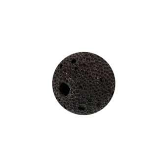 Lava, 6mm, schwarz