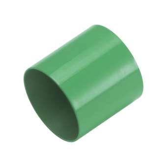 Endkappe, Loch-Ø 10mm, 10,5X12mm, hellgrün hellgrün, Loch-Ø 10mm