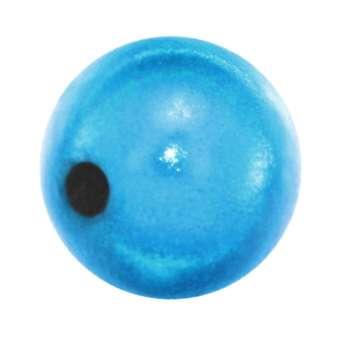 Magic / Miracle bead, 14mm, türkis türkis