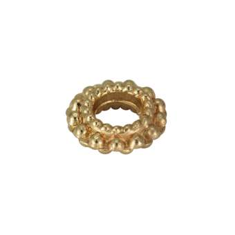 Metallspacer, 8mm, goldfarben goldfarben